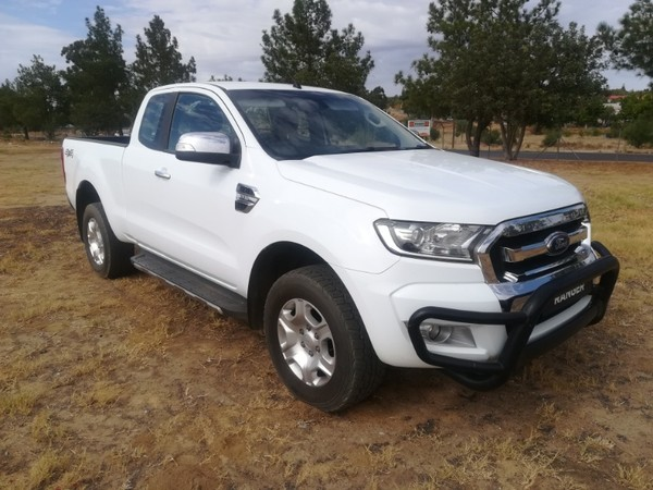 2016 Ford Ranger 3.2TDCi XLT 4X4 AT PU SUPCAB Western Cape Moorreesburg_0