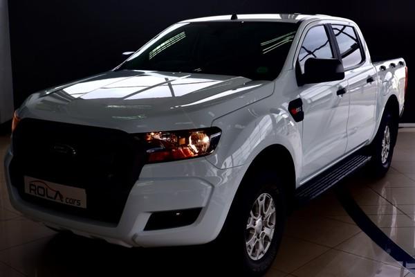 2017 Ford Ranger 2.2TDCi XLS 4X4 Auto Double Cab Bakkie Western Cape Somerset West_0