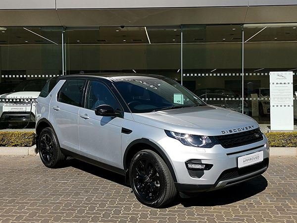 2019 Land Rover Discovery Sport SPORT 2.0i4 D SE Gauteng Bedfordview_0
