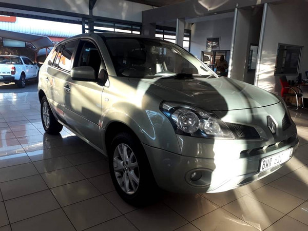 2009 Renault Koleos 2.5 4x4 Dynamique  Limpopo Mokopane_0