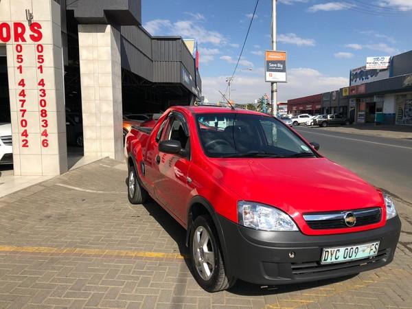 2011 Chevrolet Corsa Utility 1.4 Club Pu Sc  Free State Bloemfontein_0