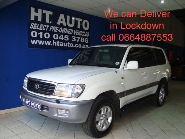 2001 Toyota Land Cruiser 100 Vx Tdahc  Gauteng Boksburg_0