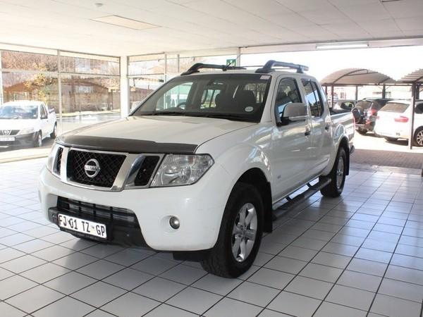 2013 Nissan Navara 3.0 Dci  Le At 4x4 Pu Dc  Gauteng Nigel_0