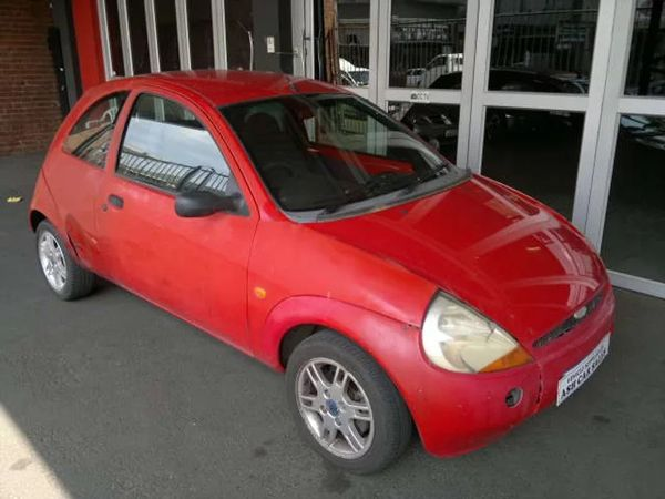 2003 Ford Ka 1.3  Kwazulu Natal Pietermaritzburg_0