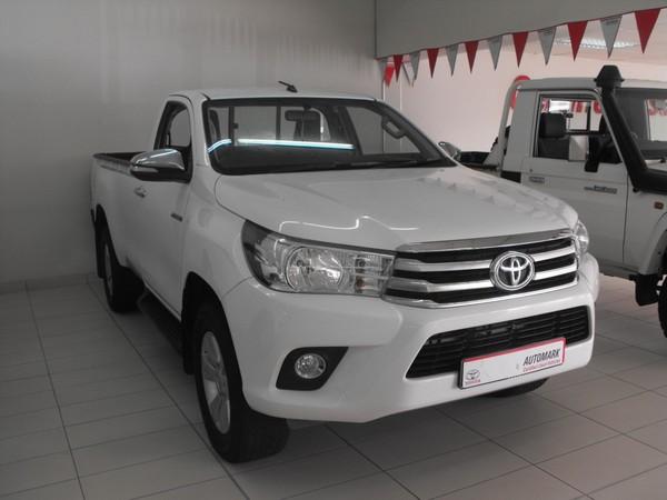 2016 Toyota Hilux 2.8 GD-6 Raider 4x4 Single Cab Bakkie Mpumalanga Standerton_0
