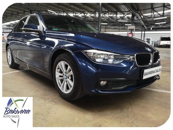 2016 BMW 3 Series 320D Auto Gauteng Karenpark_0