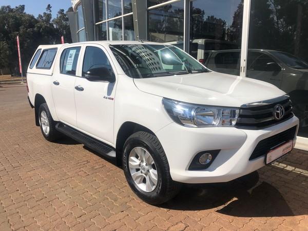 2018 Toyota Hilux 2.4 GD-6 SRX 4X4 Auto Double Cab Gauteng Johannesburg_0