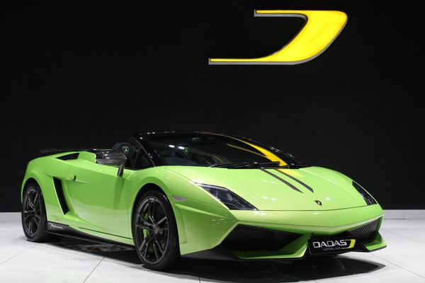 2012 Lamborghini Gallardo Spyder E-gear  Gauteng Johannesburg_0