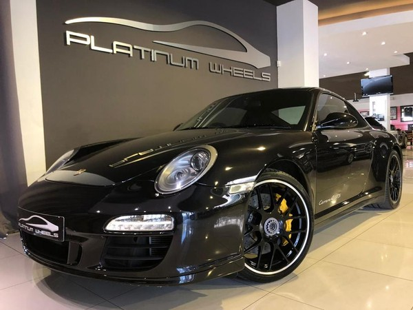 2012 Porsche 911 Carrera 4 Gts Pdk  Gauteng Four Ways_0