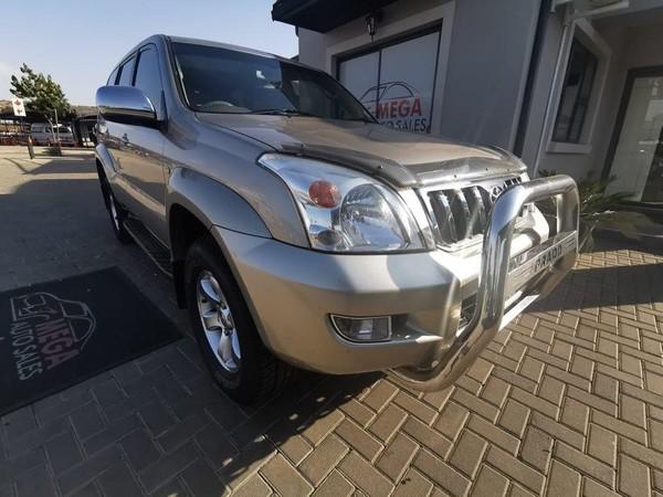 2005 Toyota Prado Vx 4.0 V6 At  Gauteng Pretoria_0