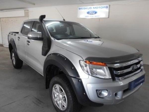 2015 Ford Ranger 3.2tdci Xlt 4x4 At Pu Dc  Western Cape Vredenburg_0