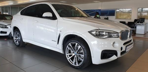 2016 BMW X6 X6 xDRIVE50i M SPORT Gauteng Kempton Park_0