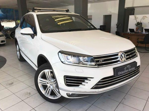2015 Volkswagen Touareg GP 3.0 V6 TDI Luxury TIP Gauteng Sandton_0
