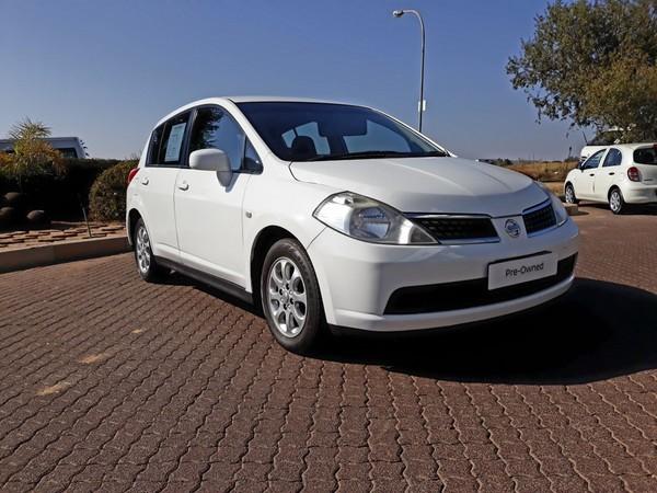 2013 Nissan Tiida 1.6 Visia  MT Hatch Mpumalanga Witbank_0