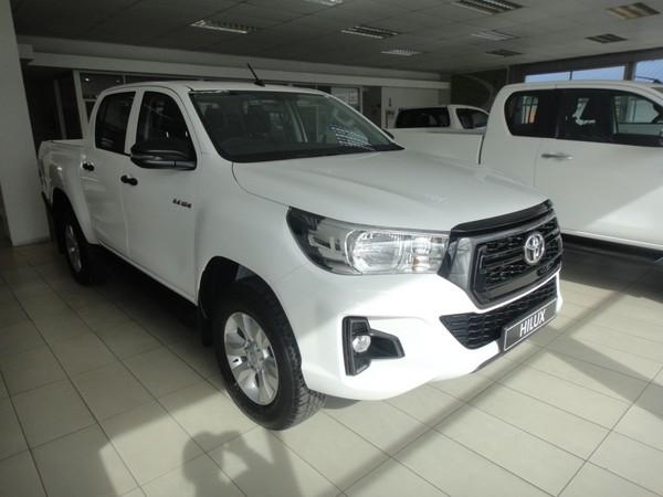 2019 Toyota Hilux 2.4 GD-6 SRX 4X4 Auto Double Cab Bakkie Western Cape Ceres_0