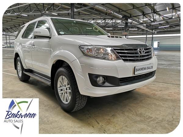 2013 Toyota Fortuner 2.5d-4d Rb At  Gauteng Karenpark_0