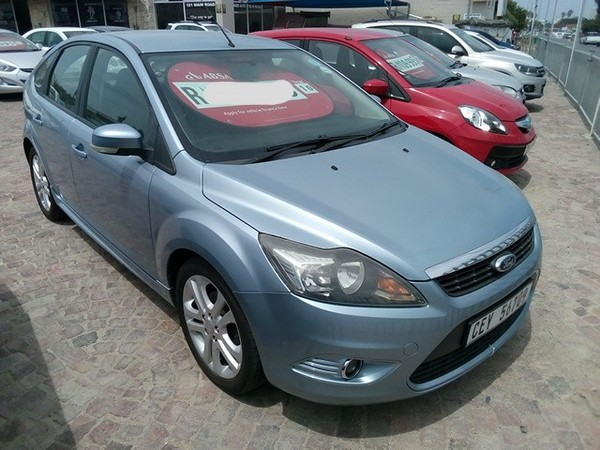 2010 Ford Focus 2010 Ford Focus 1.8Si 5Dr Western Cape Strand_0