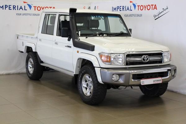 2016 Toyota Land Cruiser 79 4.2d Pu Dc  Gauteng Randburg_0