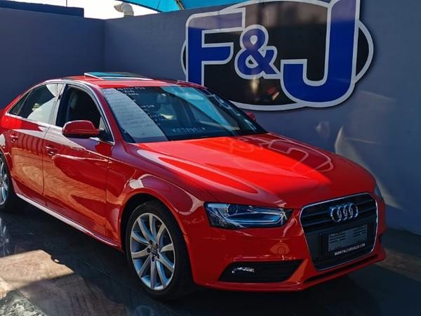 2014 Audi A4 2.0 TFSI SE Multi Gauteng Vereeniging_0