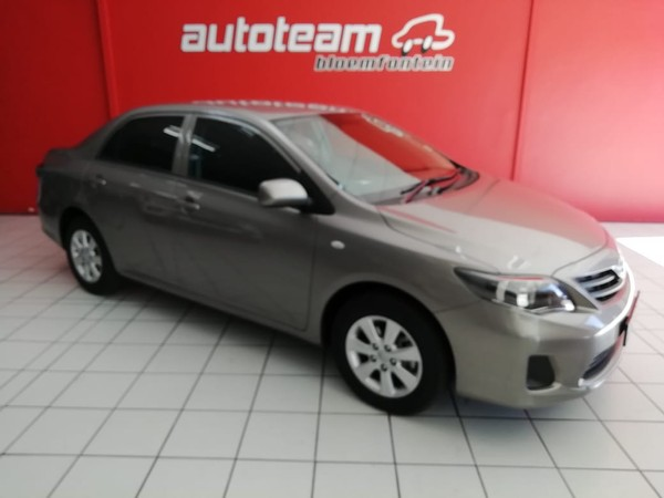 2019 Toyota Corolla Quest 1.6 Plus Free State Bloemfontein_0