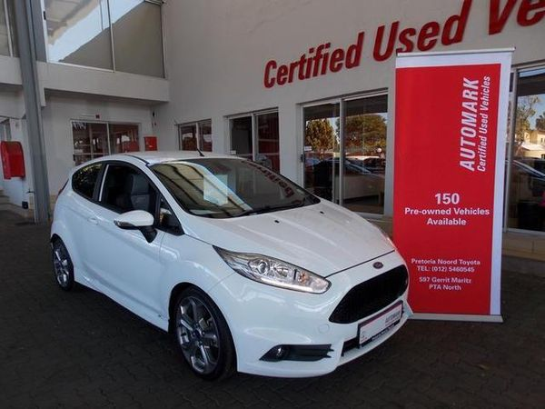 2018 Ford Fiesta ST 1.6 Ecoboost GDTi Gauteng Pretoria North_0