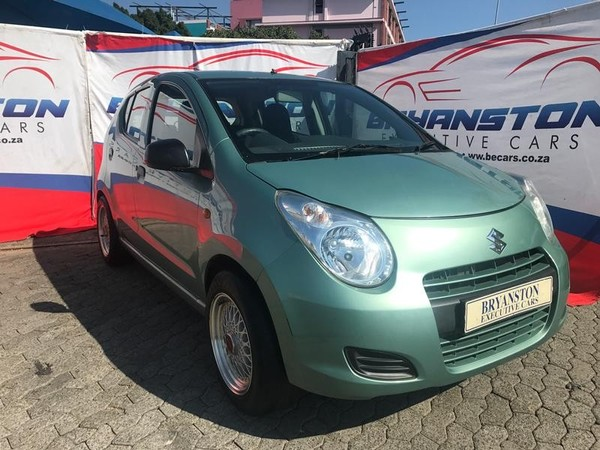 2011 Suzuki Alto 1.0 Gl  Gauteng Randburg_0
