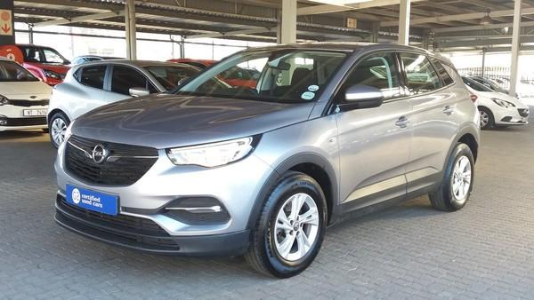 2018 Opel Grandland X 1.6T Auto Gauteng Midrand_0