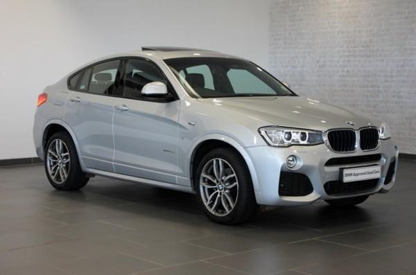 2017 BMW X4 xDRIVE20d M Sport Free State Bloemfontein_0