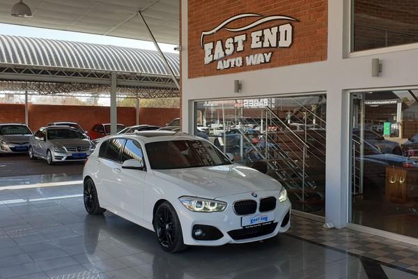 2016 BMW 1 Series 118i M Sport 5-Door Auto North West Province Rustenburg_0