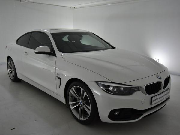 2019 BMW 4 Series Coupe Sport Line Auto Gauteng Pretoria_0
