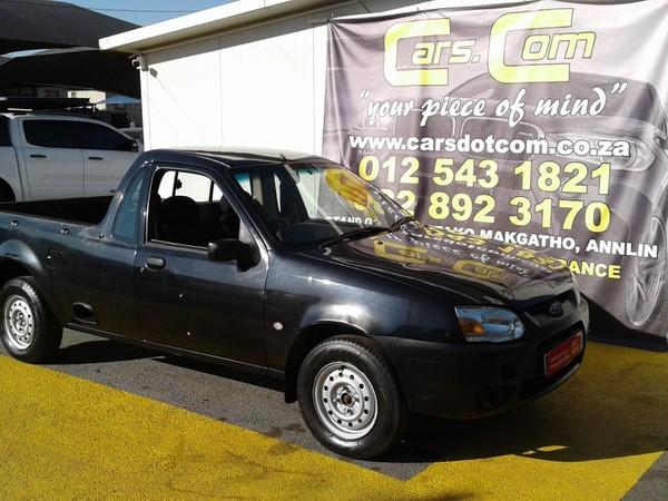 2011 Ford Bantam 1.3i Pu Sc  Gauteng Pretoria_0