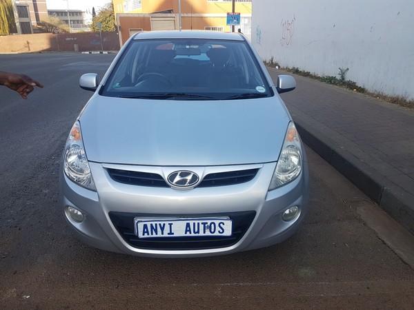 2012 Hyundai i20 1.6  Gauteng Johannesburg_0