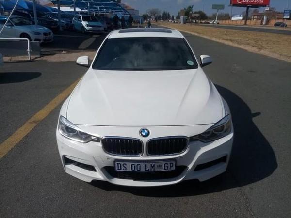 2015 BMW 3 Series 330D M Sport Auto Gauteng Roodepoort_0