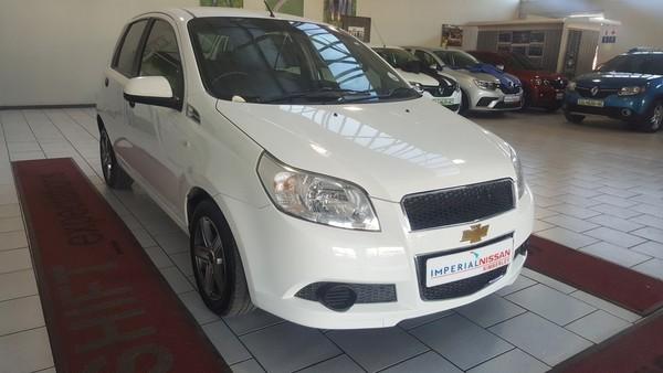 2010 Chevrolet Aveo 1.6 Ls 5dr  Northern Cape Kimberley_0