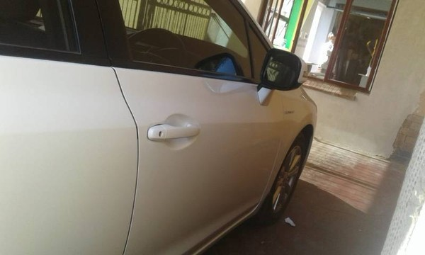 2012 Honda Civic 1.8 Elegance At  Gauteng Pretoria_0