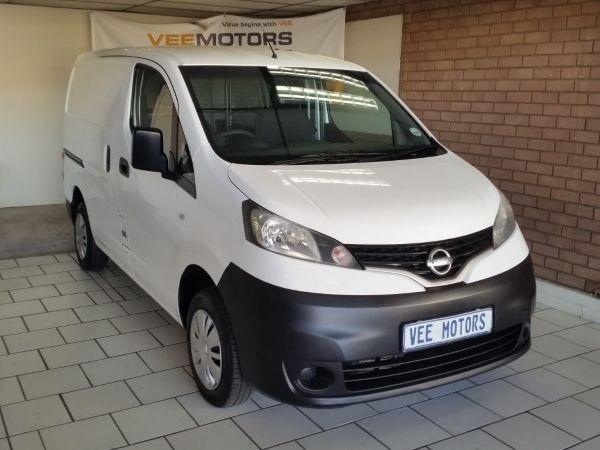 2013 Nissan NV200 1.5dCi Visia FC Panel van Gauteng Edenvale_0