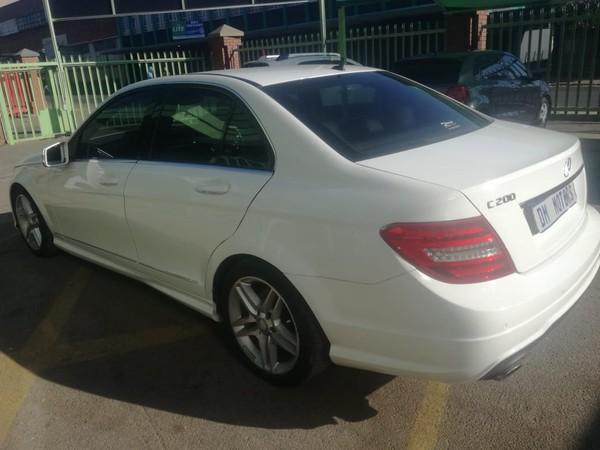 2013 Mercedes-Benz C-Class C200 Estate Exclusive Auto Gauteng Rosettenville_0