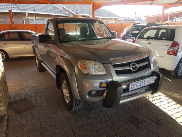 2010 Mazda BT-50 2.5 TDI SLX Bakkie Single cab Gauteng Boksburg_0