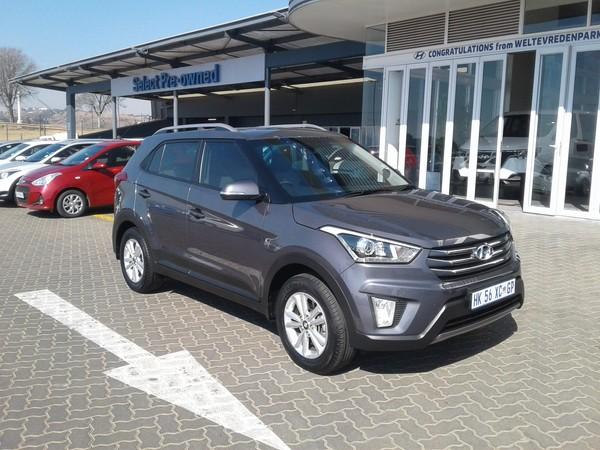2018 Hyundai Creta 1.6 Executive Auto Gauteng Roodepoort_0