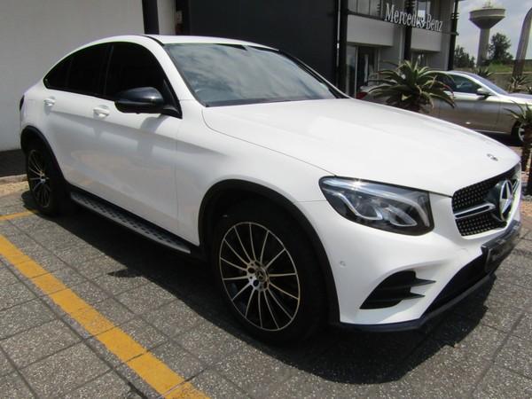2018 Mercedes-Benz GLC COUPE 250d AMG Mpumalanga Witbank_0