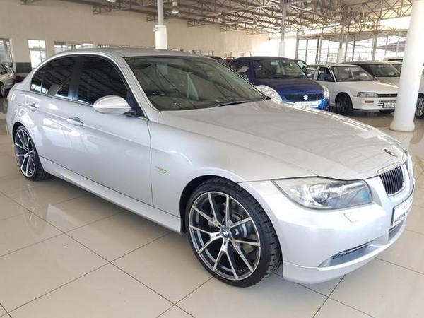 2006 BMW 3 Series 330i Exclusive At e90  Gauteng Boksburg_0