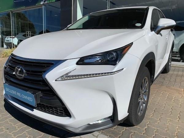 2016 Lexus NX 2.0 TE Gauteng Roodepoort_0