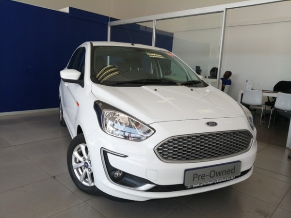 2018 Ford Figo 1.5 Trend 5-Door Kwazulu Natal Hillcrest_0