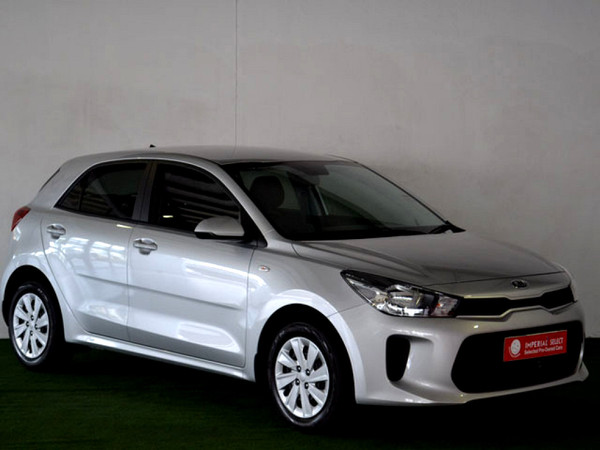 2019 Kia Rio 1.2 5-Door Western Cape Diep River_0