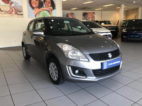 2016 Suzuki Swift 1.2 GL Western Cape Ottery_0
