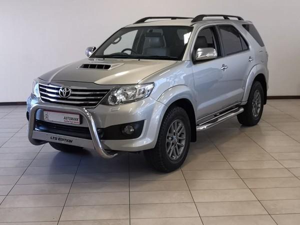 2013 Toyota Fortuner 3.0d-4d 4x4 At  Mpumalanga Lydenburg_0