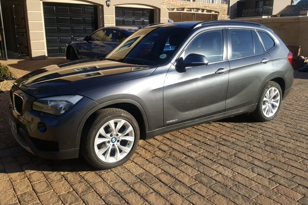 2013 BMW X1 Sdrive20i  At  Kwazulu Natal Durban_0