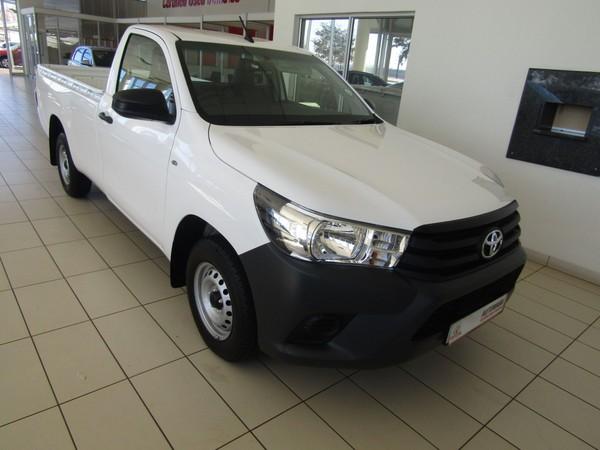 2019 Toyota Hilux 2.0 VVT Single Cab Bakkie Gauteng Lenasia_0