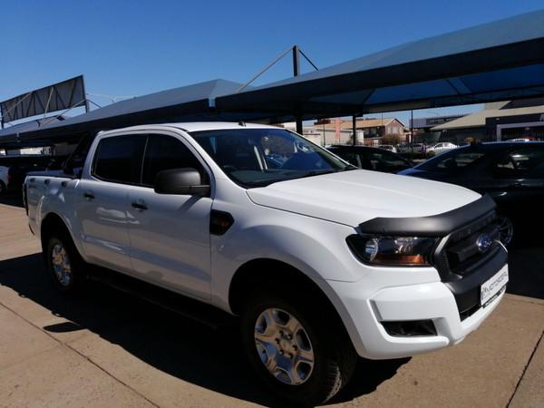 2018 Ford Ranger 2.2TDCi XL Double Cab Bakkie Gauteng Vereeniging_0