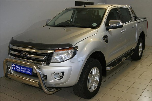 2014 Ford Ranger 3.2TDCi XLT Double Cab Bakkie Kwazulu Natal Durban_0